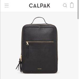 NWT Calpak Black laptop backpack
